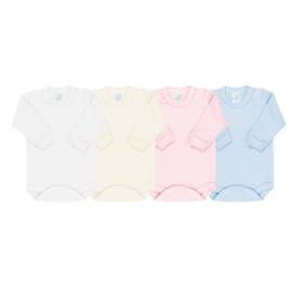 Canelado Ref: 10-5, 10-4 Tam: RN ao GG, 1 ao 3 Cores: branco, bege, rosa, azul